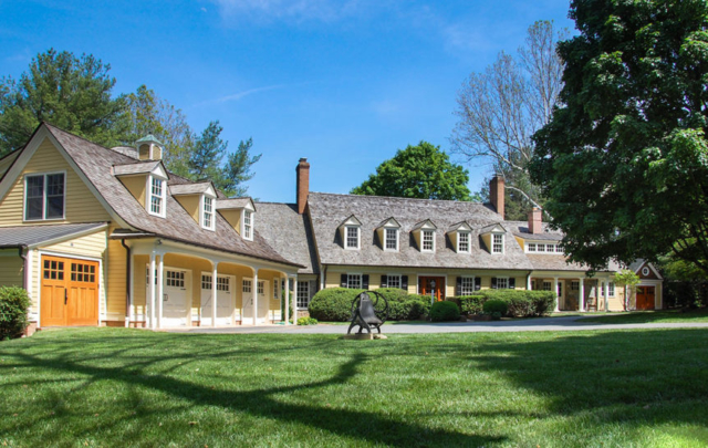 1. Colonial Carriage Doors in Potomac, Maryland