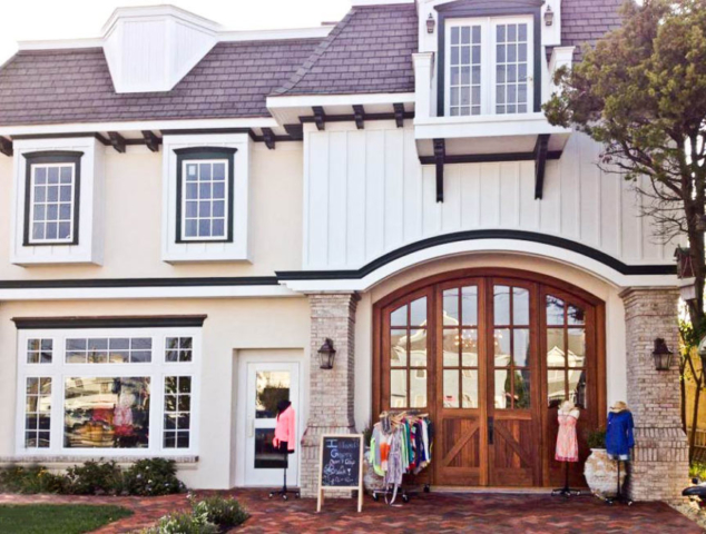 """5. """"We were immediately drawn to Real Carriage Doors not only because of the beautiful work which was displayed on the internet, but because of the outstanding personalized customer service that we received. All of our expectations were met with these beautiful doors."""" – John Buzzi Jr, Sea House Development LLC"""