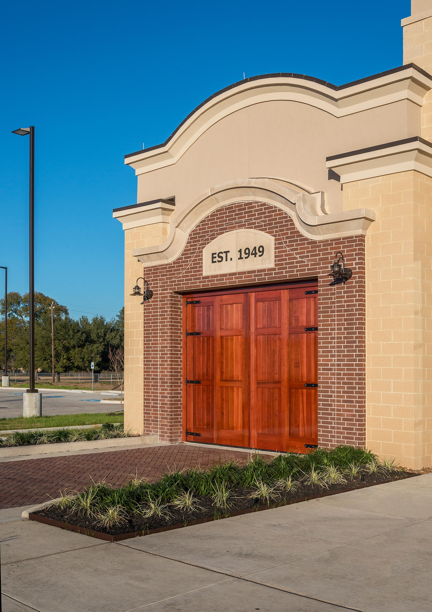 117. Channelview Fire and Administration Building