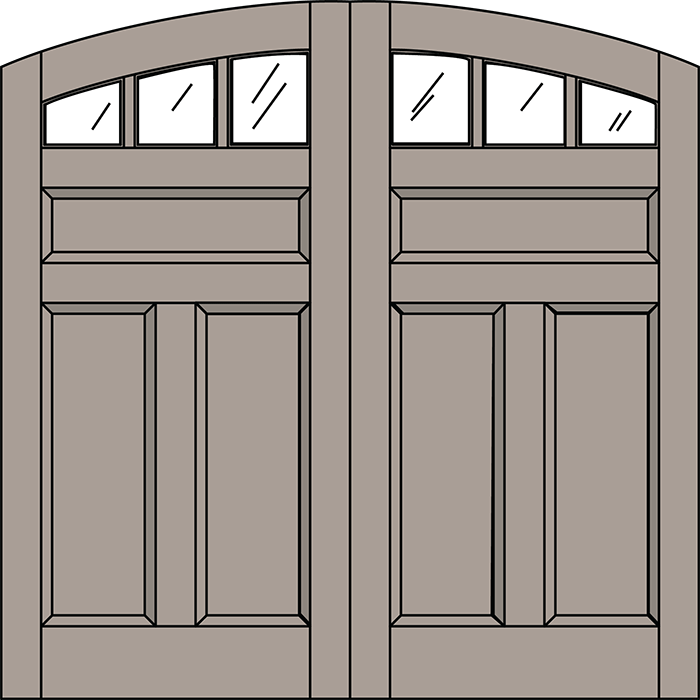 Real Carriage Doors Shop Our Carriage Doors Custom
