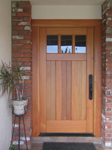 1. Classic (ECL01N) Entry Door