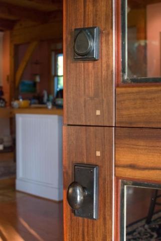26. Dutch Door and Hardware