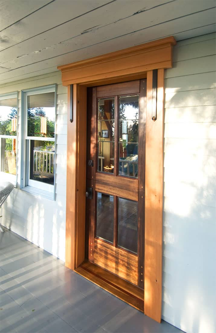 27. Dutch Door