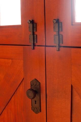 25. Double Dutch Door
