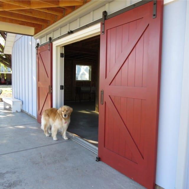 13. CL15B design – Bi-parting sliding doors; Rupert, ID
