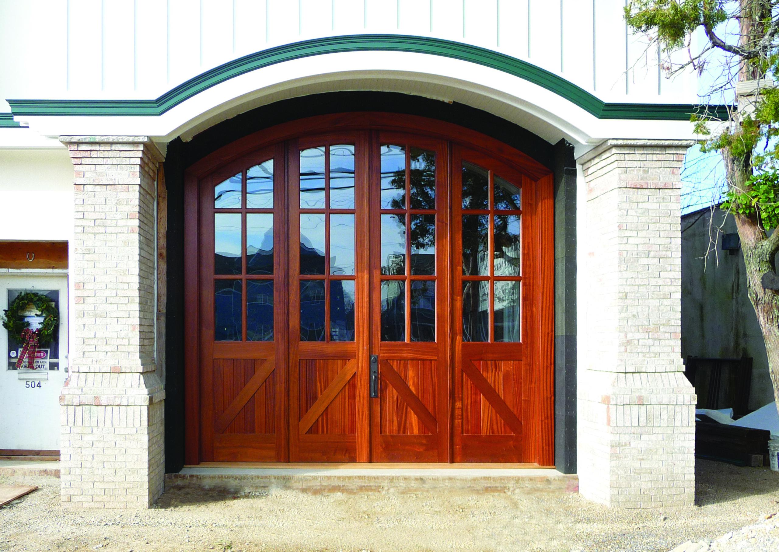 1. Big Folding Doors