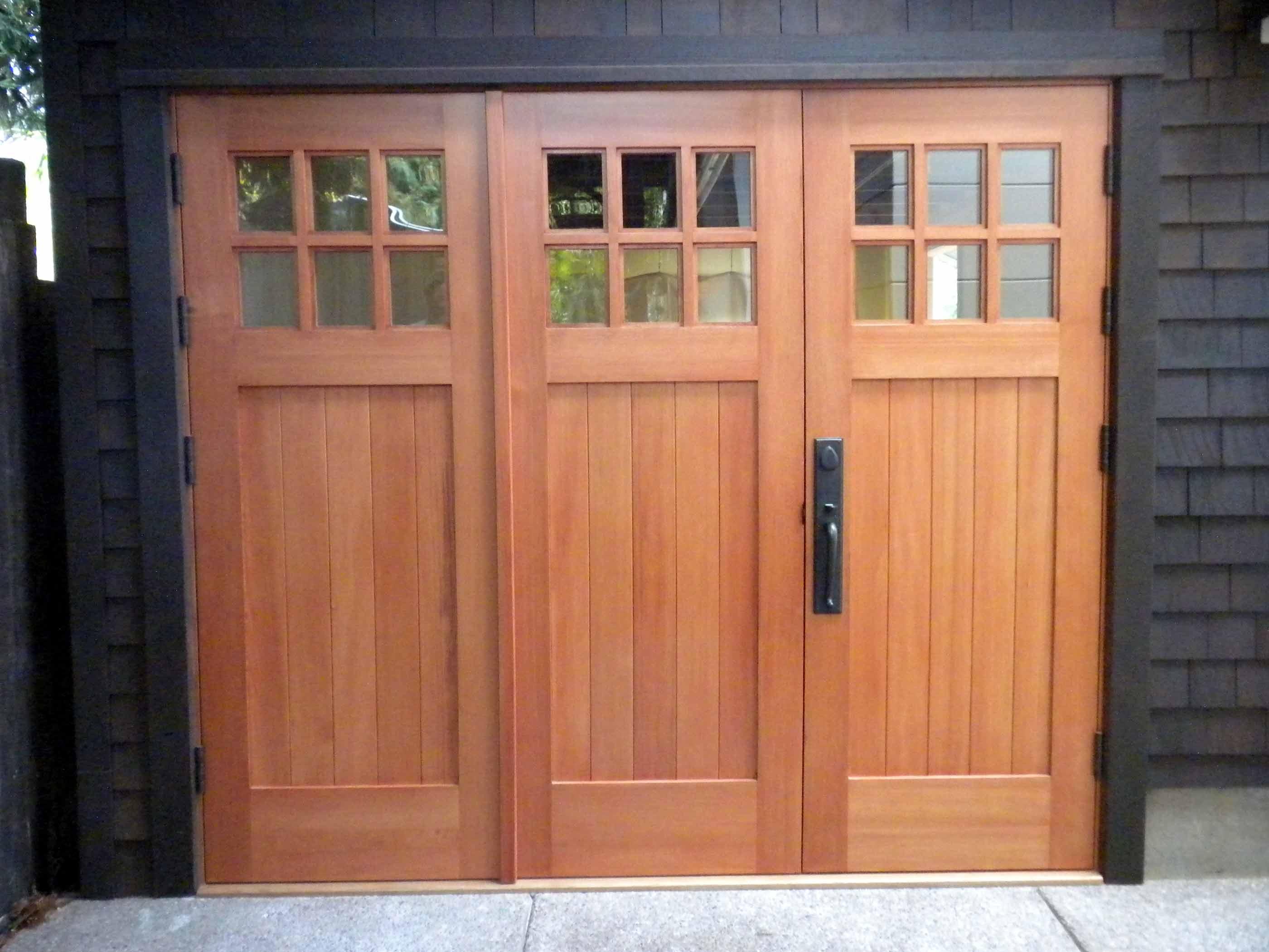 3. Folding Doors