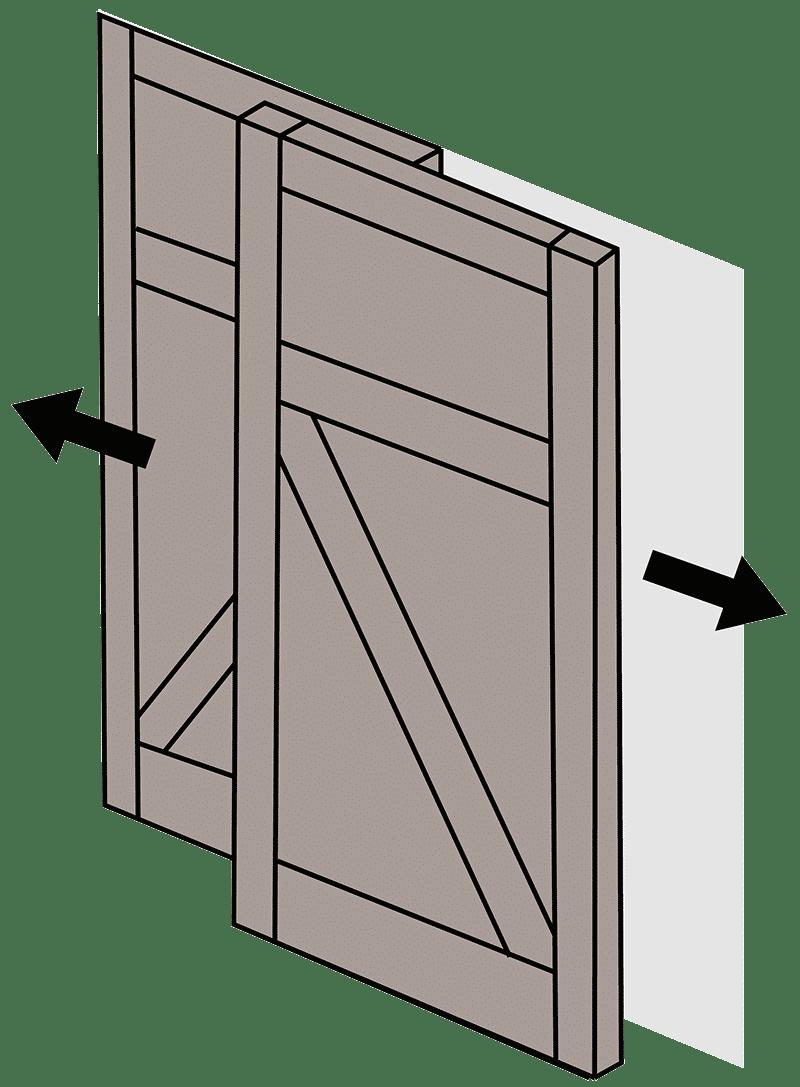 Bypassing Doors