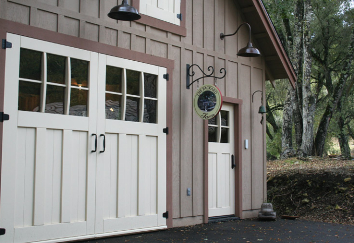 94. Craftsman Traditional (CTL05) and a Craftsman Entry (ECTL04) Door in Alamo, CA
