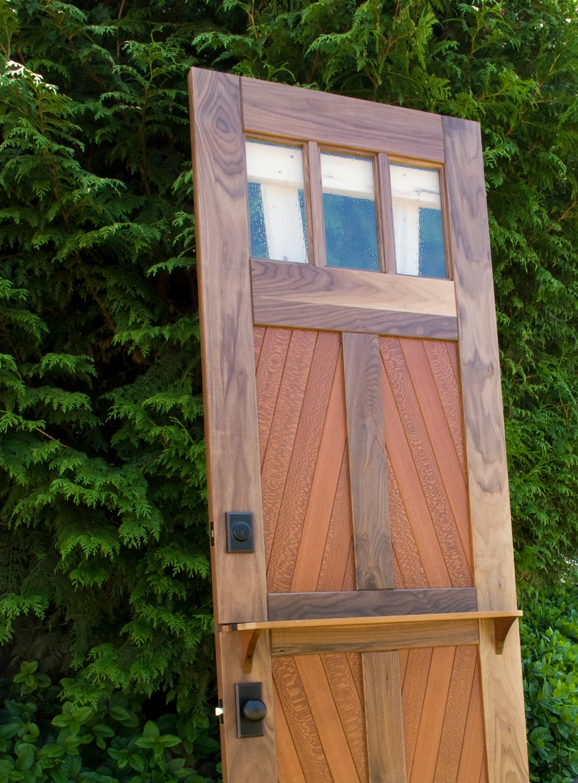 14. Arrowhead Door