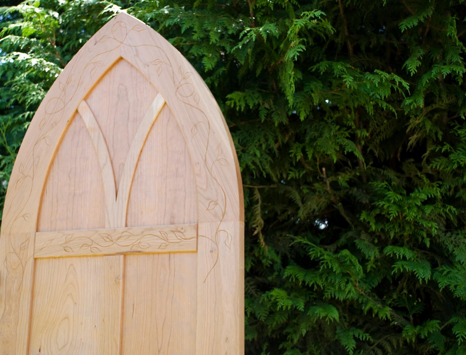 4. Chartres Gothic Door