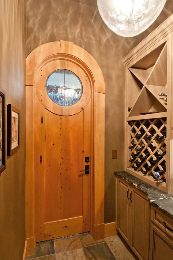 1. Nautilus Door