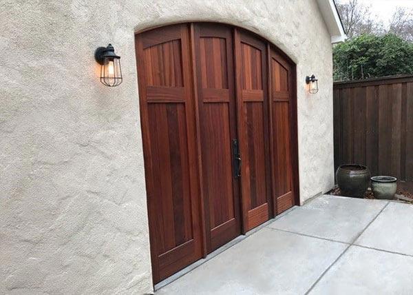 Folding Doors The Real Carriage Door Company