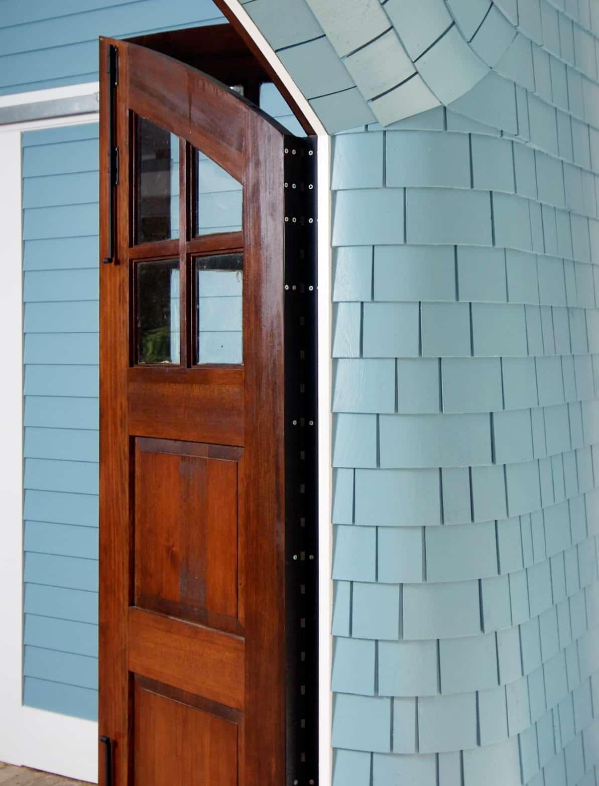 1. One side of Bi-Folding Doors