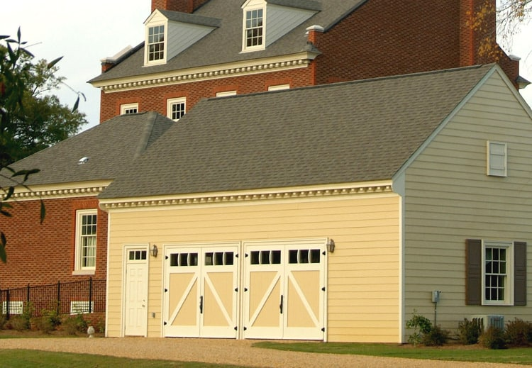 13. Classic Line Z Brace (CL01) on The President's House at American Village Near Birmingham, AL